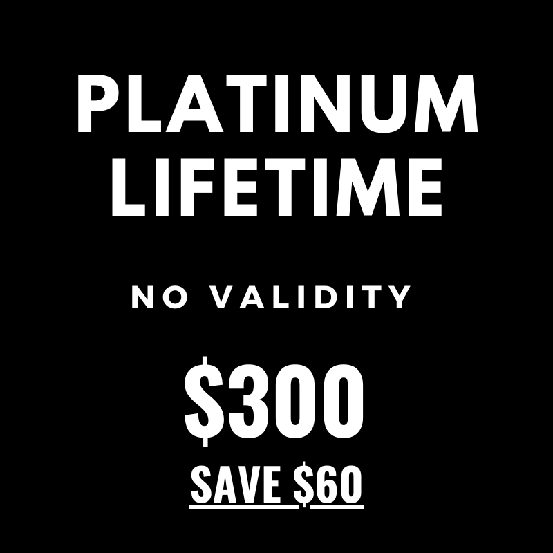Platinum Lifetime