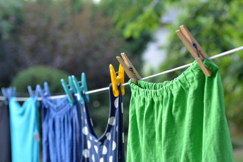 clothing drying