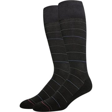 Men Business Socks, Black, Top Quality, Breathable Cotton, Seamless and Easy To Wash