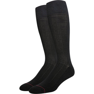 Men Business Socks, Dark Grey, Top Quality, Breathable Cotton, Seamless and Easy To Wash