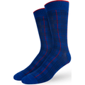 Men Crew Socks, Super Soft Turkish Mercerized Cotton, Durable, Long Lasting, Easy To Wash, Hand Linked Toes and Seamless