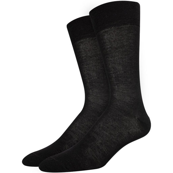 SOXESSORY 2019 $12.99 Mens Business Dress Socks Organic Bamboo