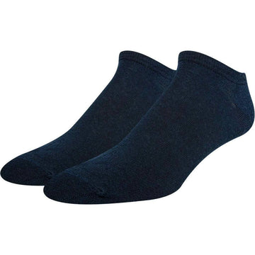 Men's Low Cut Socks, Mercerized Cotton, Easy To Wash, Hand Linked Toes, Breathable, No Show, Invisible, Durable, Long Lasting and Anti Bacterial