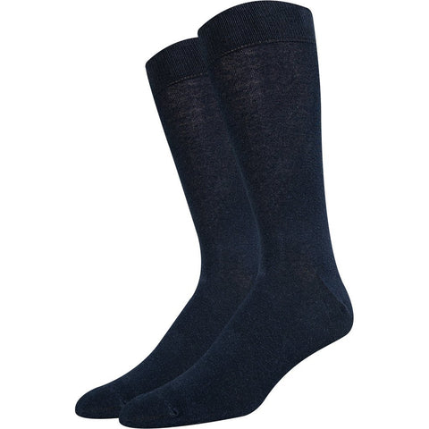 SOXESSORY 2019 $12.99 Mens Organic Bamboo Business / Dress Socks -