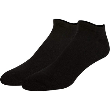 Men's Softest Mercerized Cotton from Turkey Socks, Easy To Wash, Invisible, No Show, Hand Linked Toes and Seamless