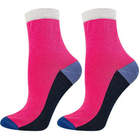 SOXESSORY 2018 $9.99 Mercerized Cotton Women Socks Seamless Breathable