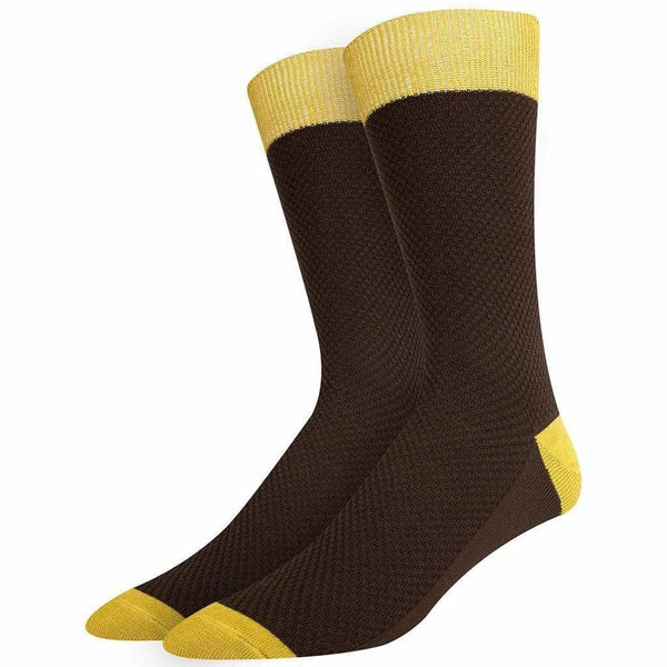 SOXESSORY 2018 $13.99 Waffle Cloth Fabric Socks For Men Breathable and