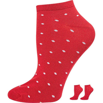 Women Low Cut Socks, Mercerized Cotton, Super Soft, Long Lasting, Easy To Wash, Hand Linked Toes and Seamless