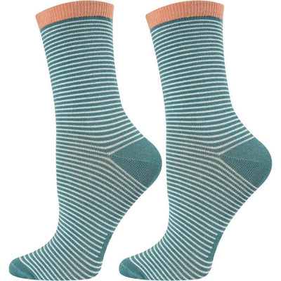 SOXESSORY 2019 $11.99 Womens Cotton Crew Socks Seamless Breathable