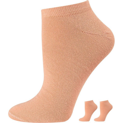 SOXESSORY 2019 $9.99 Womens Low Cut Socks Mercerized Cotton Breathable