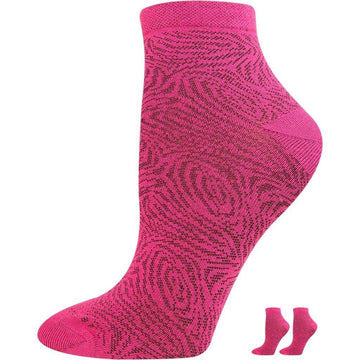 Women's Super Breathable, Mercerized Cotton Socks, Great for Summer Weather, Easy To Wash, Hand Linked Toes, Anti Bacterial and Durable