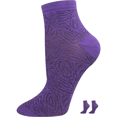 SOXESSORY 2019 $12.99 Womens Super Breathable Mercerized Cotton Socks
