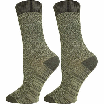 Women's Top Quality Mercerized Cotton Socks, Easy To Wash, Breathable, Anti Bacterial, Seamless and Comfortable