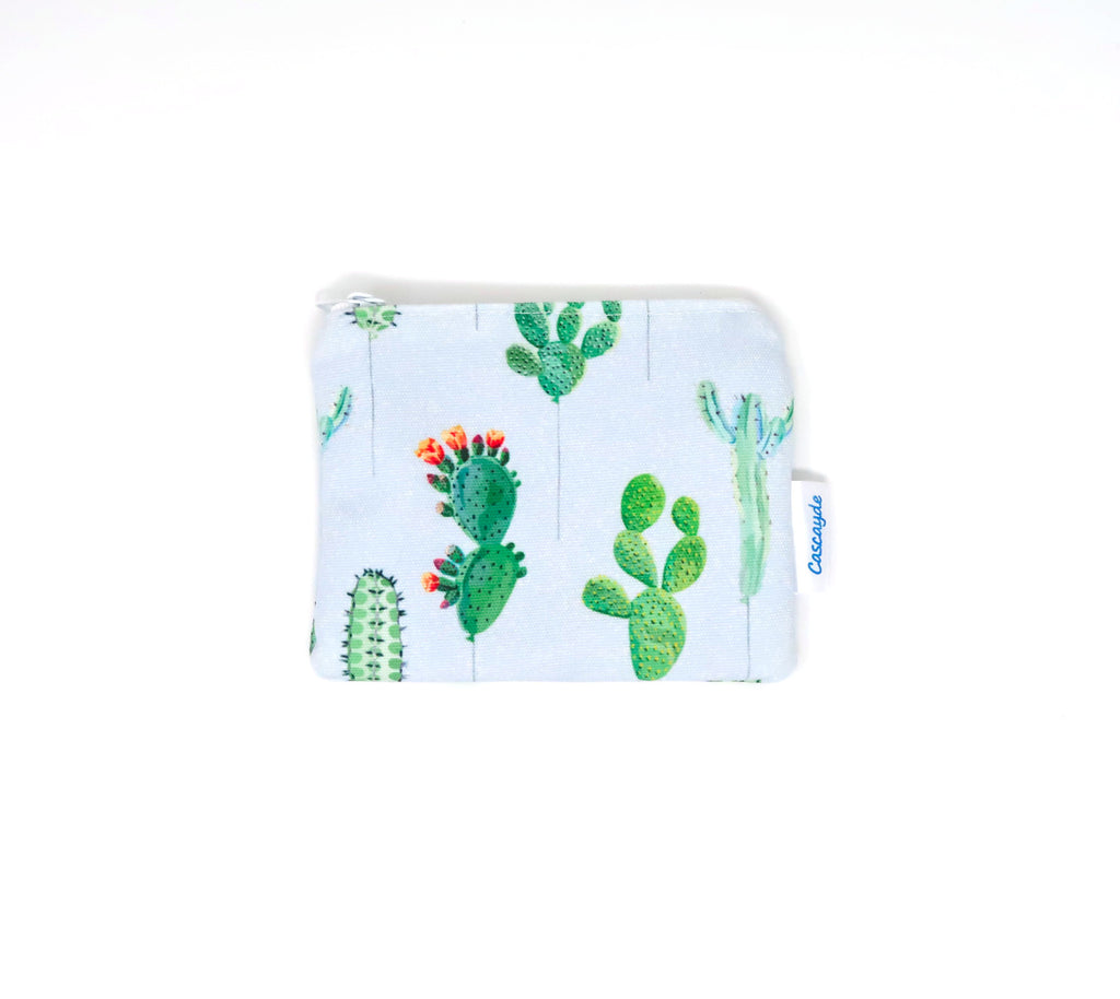 Cactus Coin Purse