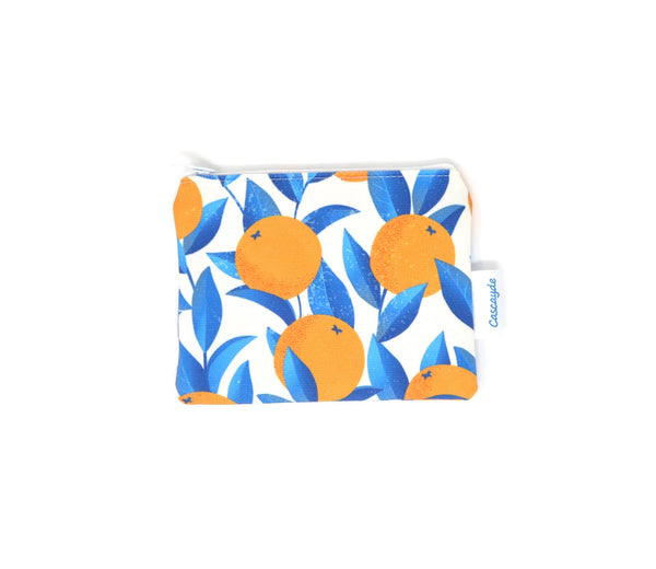 Oranges Coin Purse