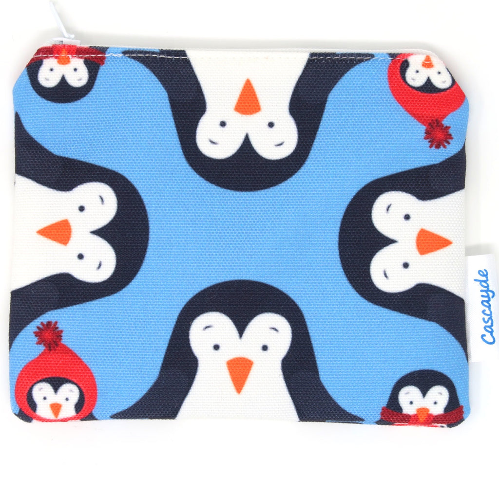 penguin design purses