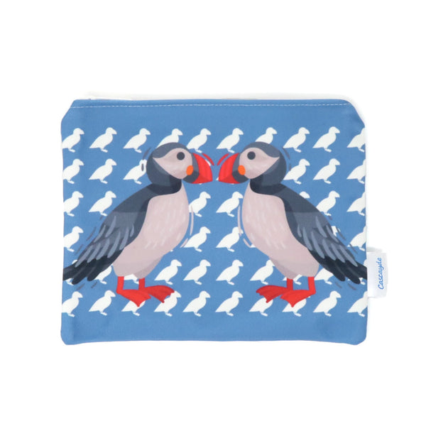 Puffin Zip Bag