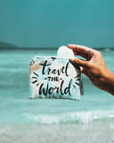 Travel the World Coin Purse