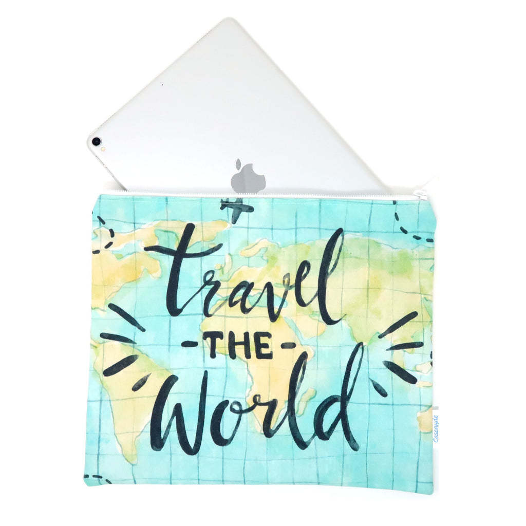 travellers ipad cover