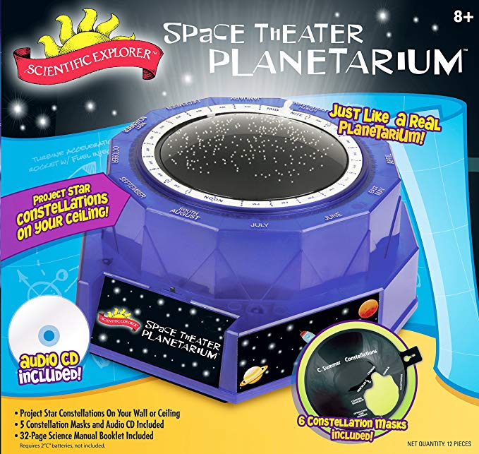 Space Theater Planetarium