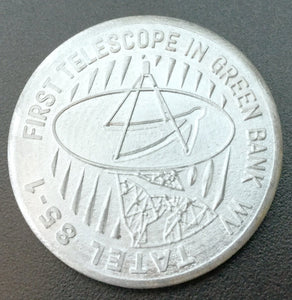 First Search Commemorative Coin