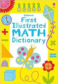 FIRST ILLUS MATH DICTIONARY