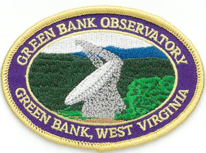 GBO Oval Patch
