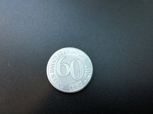 ANNIVERSARY COIN