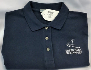LADIES GBO NAVY POLO