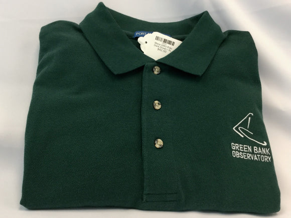 Mens GBO Polo Dark Green