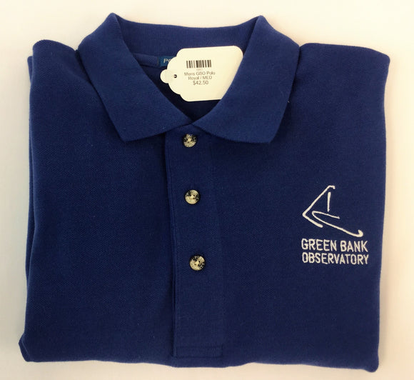 Mens GBO Polo Royal