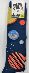 Knee High Planets Socks