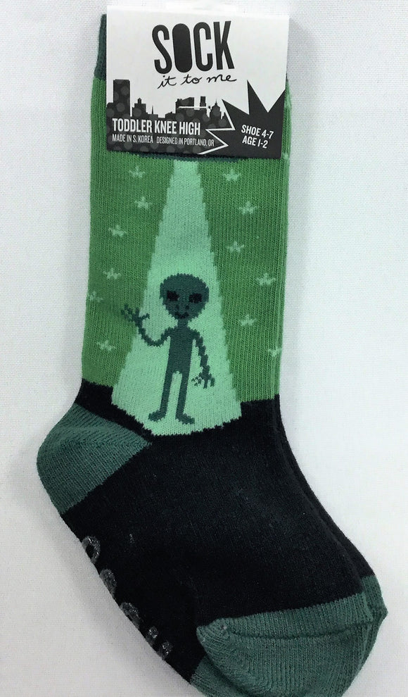 Toddler Believe Socks
