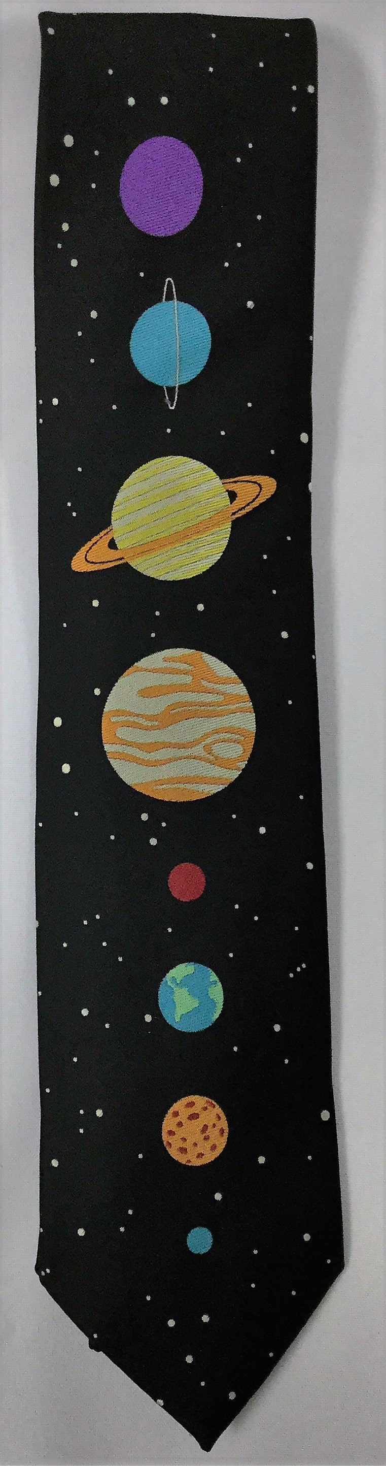 8 Planets Tie