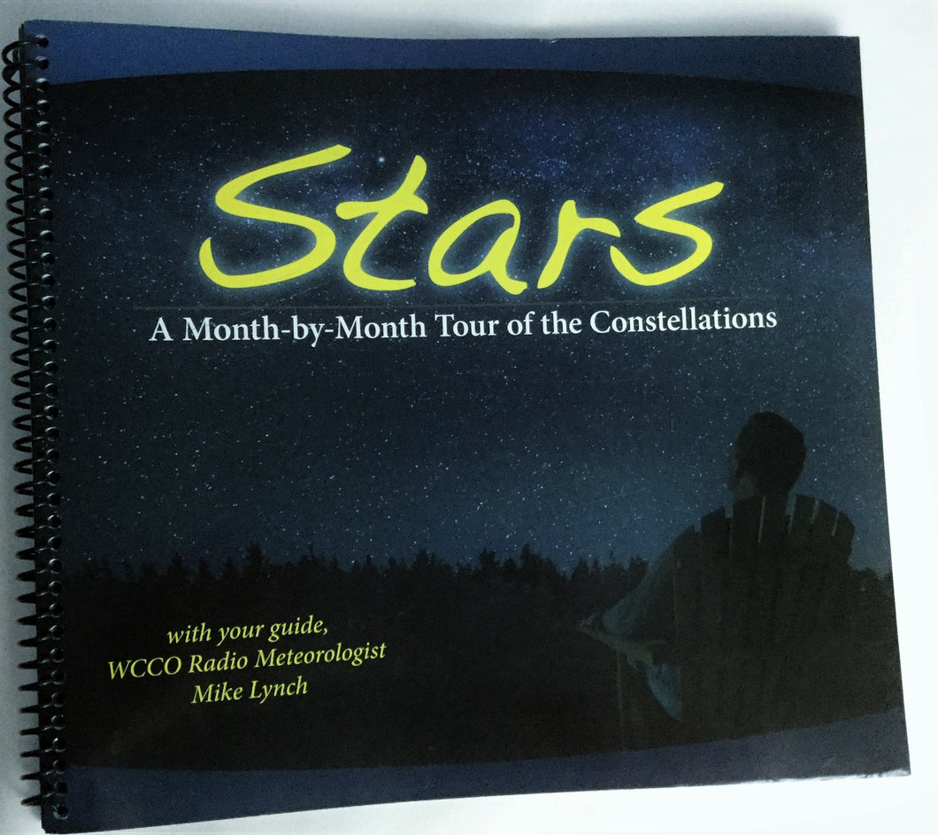 Stars: A Month-By-Month Tour