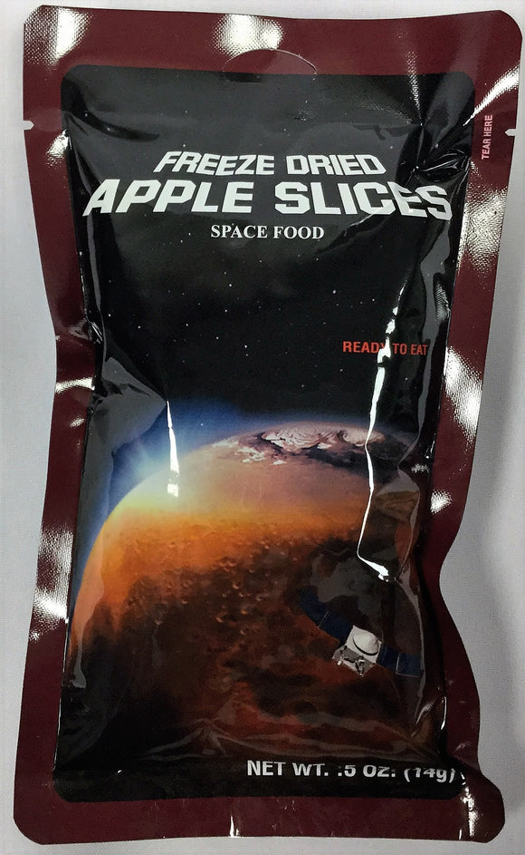 Freeze Dried Apple Slices