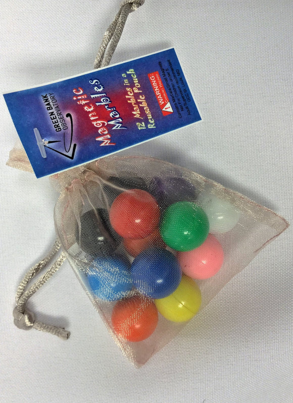 Magnetic Marbles 12 Pack