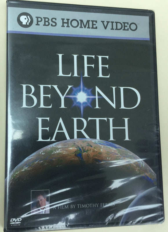 LIFE BEYOND EARTH- DVD