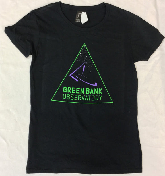 WOMENS TRIANGLE GBO LOGO SHIRT