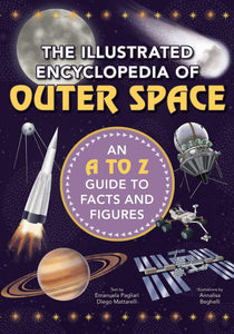 Illustrated Encyclopedia Of Outer Space