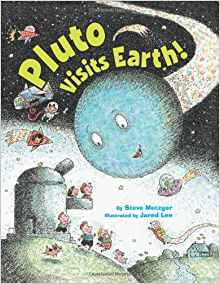 PLUTO VISITS EARTH!
