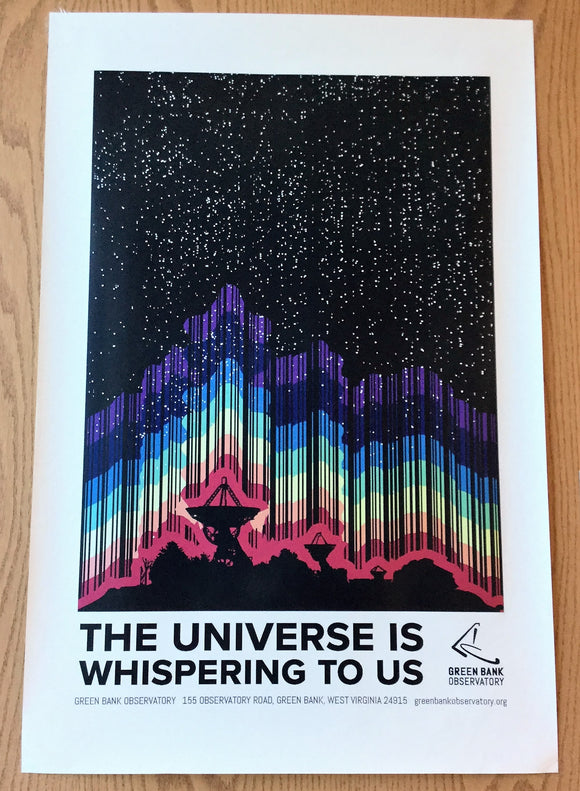 RAINBOW UNIVERSE POSTER