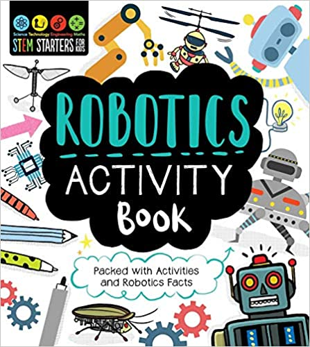Stem Starters Robotics Activity Book
