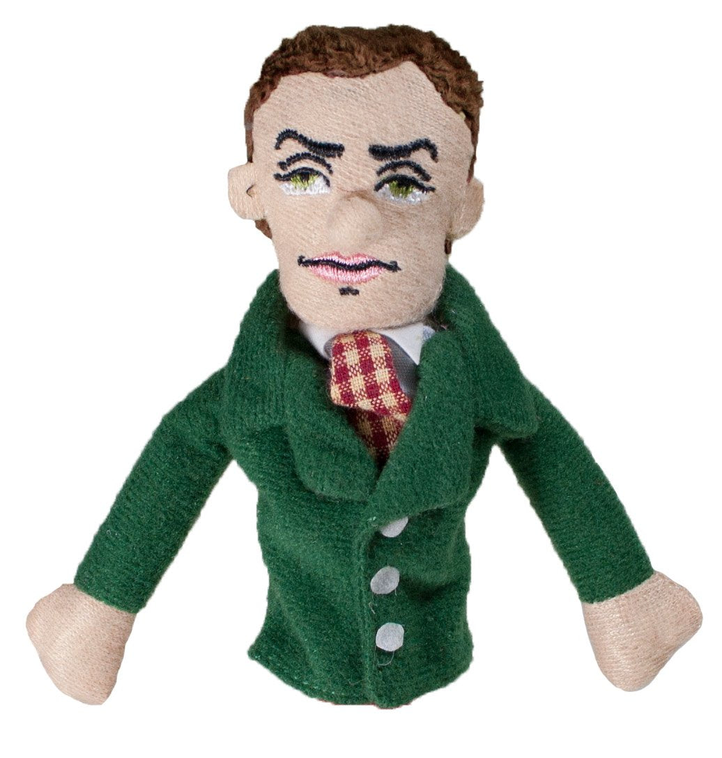 Turing Finger Puppet and Magnet