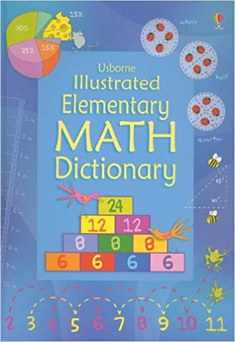ILLUS ELEM MATH DICTIONARY