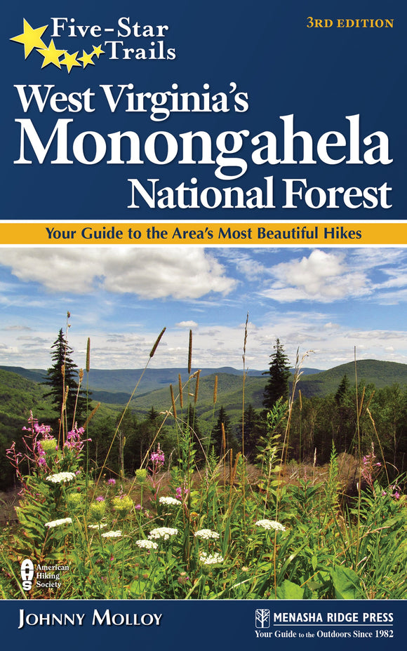 WV Monongahela National Forest Trail Guide
