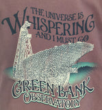 Whispering Must Go LS Tee