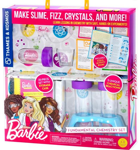 Barbie Fundamental Chemistry