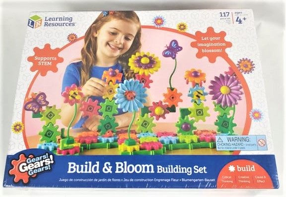 Learning Resources Build and Bloom Gears