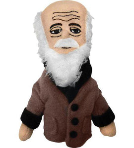 Darwin Finger Puppet and Magnet